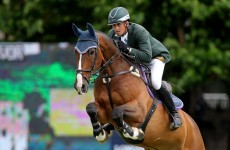 One-eyed horse wins nearly €50,000 for Irish showjumper at Hickstead Derby