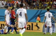 As it happened: Costa Rica v Greece, World Cup last 16