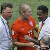 Robben sorry for World Cup dive, but insists penalty was right