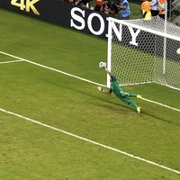 Navas the hero as Costa Rica's adventures continue