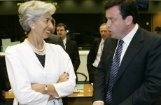 Lagarde certain that history will be kind to 'absolutely heroic' Brian Lenihan