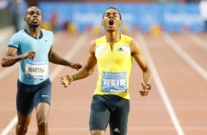Warren Weir forced to settle for 200-metre silver at Jamaican Championships