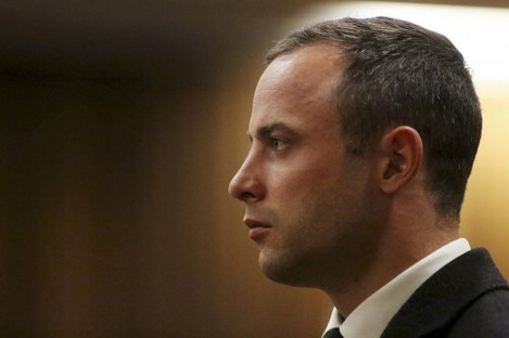 Pistorius underwent testing to determine his mental health at the time of the shooting.