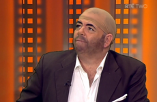 Aprés Match's take on Richie Sadlier is like a spaced-out Bono