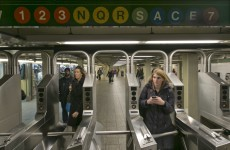 Irish woman run over by three New York subway trains, walks away with a broken shoulder