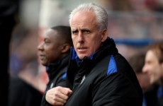 Mick McCarthy signs new three-year deal as Ipswich manager