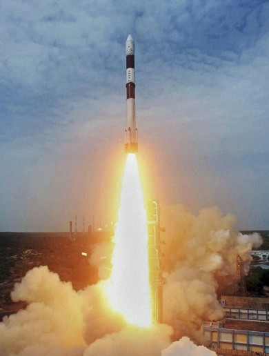 Our new rocket cost less than the film 'Gravity', India's PM boasts