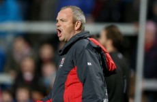 Mark Anscombe follows Humphreys out Ulster's exit door with immediate effect