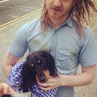 Man jumps into River Liffey to save his blind dog