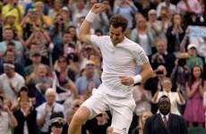 Murray shines as rain continues to hamper Wimbledon rivals