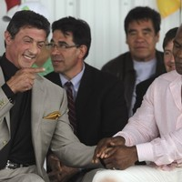 Hollywood ending: Tyson and Stallone enter Boxing Hall of Fame