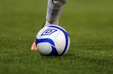 Cork soccer club fined for protest during game against racism