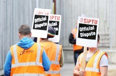 Greyhound workers to march over strike