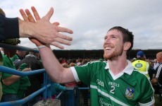 Seamus Hickey's injury comeback: 'I was as raw as a steak'