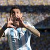 Messi turns creator to send Argentina into last eight