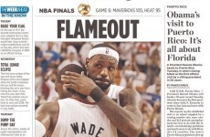 """Later, LeBron"": how the American newspapers saw the Mavs' Championship victory"