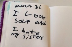 9 extremely insightful diary entries from primary school kids