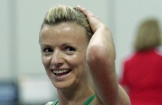 I was sitting in a sandbox with my kids when I found out I had won European bronze -- Roisin McGettigan