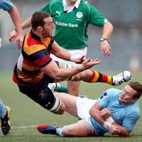 Butterworth the latest in Lansdowne's line of professional converts