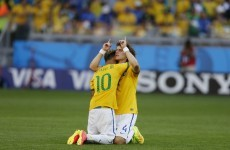 Sports psychologist helping Brazil to stay mentally strong -- Neymar