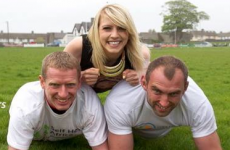 Connacht rugby stars join Guinness World Record planking attempt