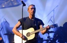 Chris Martin goes back on the meat after splitting from Gwyneth... It's The Dredge