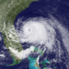 Hurricane churning just off North Carolina, it's expected to hit tonight
