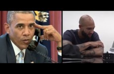 President Obama calls up US players Tim Howard and Clint Dempsey