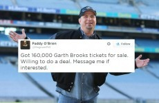 The 11 most important Twitter reactions to the Garth Brooks news