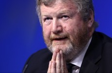 James Reilly just doesn't know if he'll be Minister for Health next week