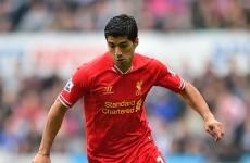 Suarez transfer talks to continue -- reports