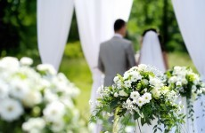 Planning an outdoor wedding? You might want to wait for the Attorney General's advice