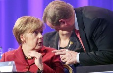 After opening a Penneys, Enda Kenny spoke to his 'good friend' Angela Merkel about bank debt