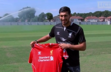 Liverpool complete transfer of German midfielder Emre Can