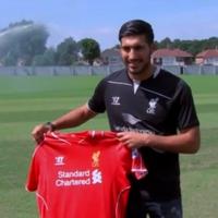 Liverpool complete transfer of German midfielder Emre Can