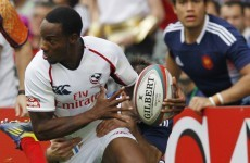 'World's fastest rugby player' Isles leaves union to focus on Olympic 7s