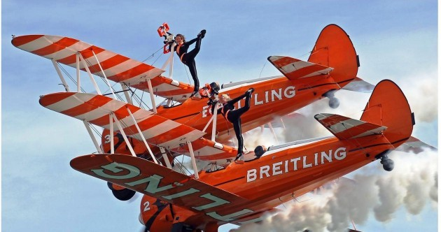 Chocs away... The biggest Irish airshow of the year takes place this weekend in Co Limerick