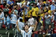 New documentary on Lionel Messi's journey to the top screened in Brazil