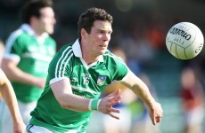 Limerick unchanged for Gaelic Grounds qualifier against Antrim