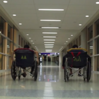 Two guys got stuck in an airport overnight, and filmed themselves having the greatest time