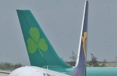 Aer Lingus growing strongly, but they've still carried less in 2014 than Ryanair did last month