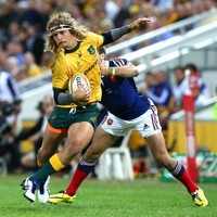 Honey Badger Nick Cummins is moving to play in Japan, will miss the Rugby World Cup