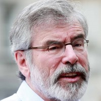 Peace process should not be put at risk over parades - Adams