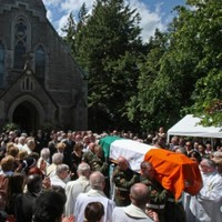 "Brian Lenihan funeral hears of ""great young man cut off in prime of life"""