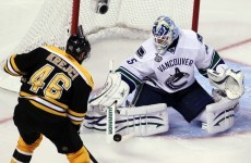 Breaking the Ice: Boston blitz Luongo to force Game 7 decider
