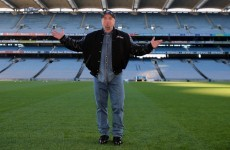 Fianna Fáil writes new piece of legislation for Garth Brooks