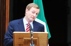 """We agreed to work closely together"": Enda's businesslike statement on Joan's win"