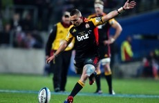 Back-to-back champs Chiefs keep Super Rugby hopes alive