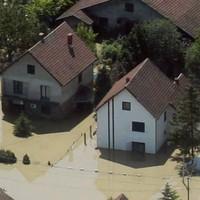Devastating Bosnian floods unearths mass grave containing 24 people