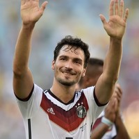 Germany's Hummels dreams of World Cup final